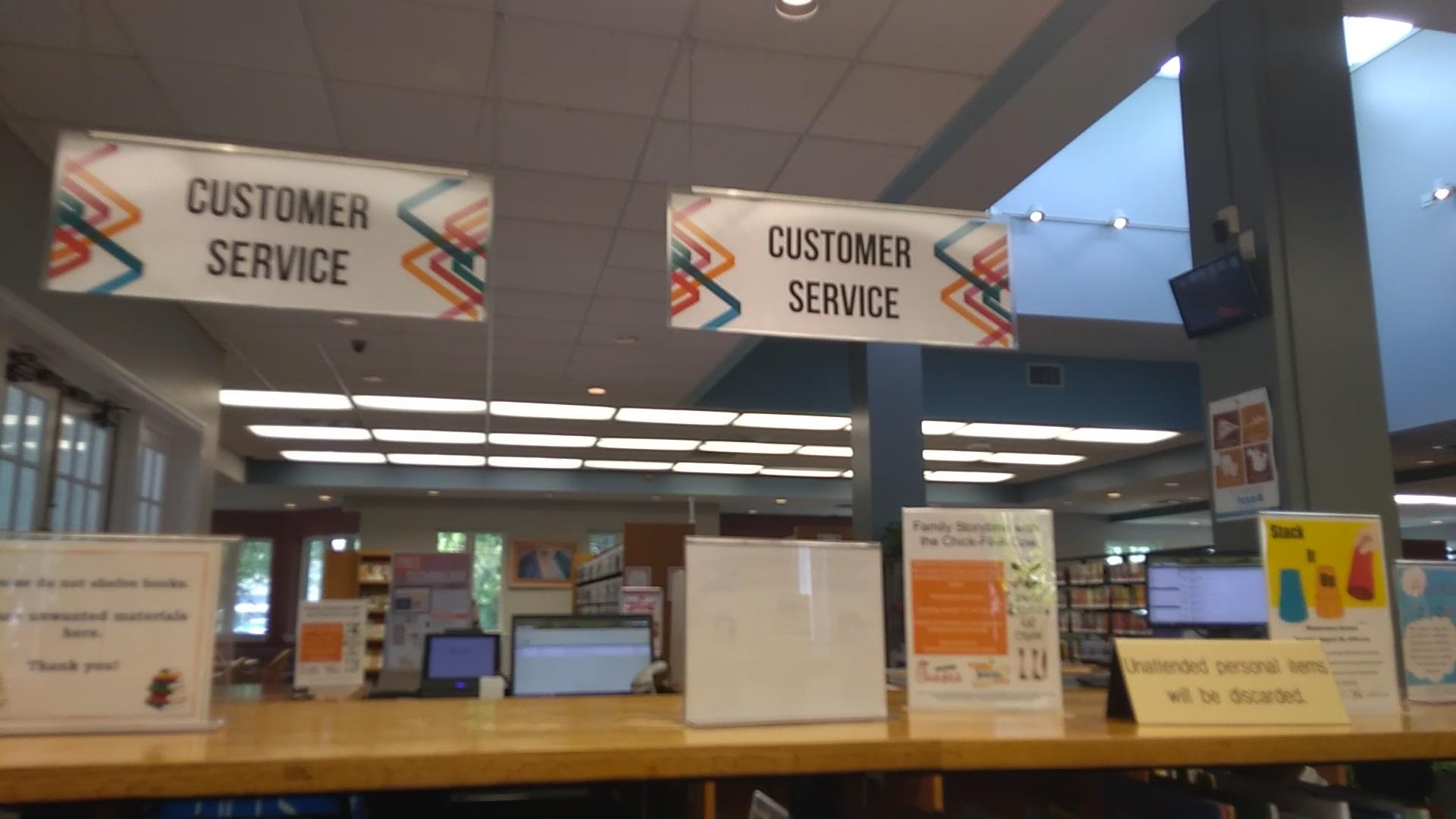 Biblioteca pública de Windermere